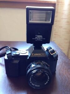CANON T50 --35 MM FROM 1986