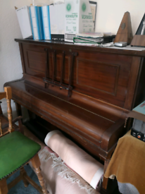 Piano by H Hicks & Son