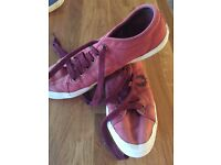 Fred Perry - converse style shoes