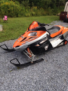 2007 Arctic Cat 800 lxr