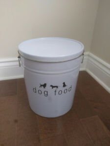 Large Dog Food storage bin