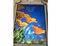 iPad 3 mini wifi gold 64gb perfect condition not cellular