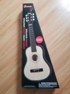 "Acoustic guitar- 30"" Child Size"