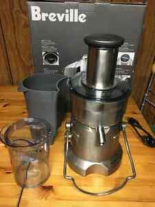 Breville Dual Disc Juice Processor BJE820XL - Not working Cambridge Kitchener Area image 3