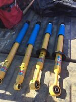 Brand new 2005-2015 Toyota Tacoma shocks and struts
