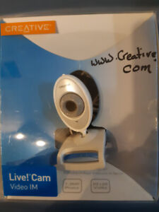 Creative Labs Live! Cam Video IM Ultra 1.3MP Webcam