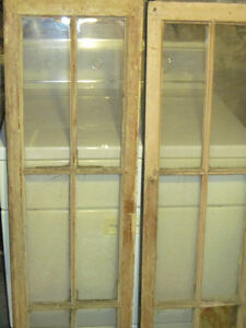 Antique 2 c1860 Windows,1 c1800 Barn Window, 3 c1910 Windows