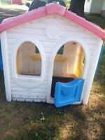Little playhouse for kids