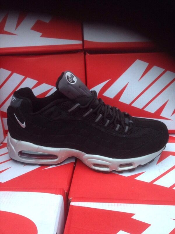xiver NIKE AIR MAX 95/110 Reflective New Size 6-11 | in Leicester
