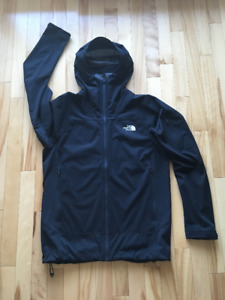 Manteau soft shell The North Face Impendor, large, slim fit, men