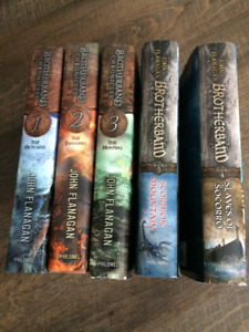 Brotherband Chronicles (Books 1-5)