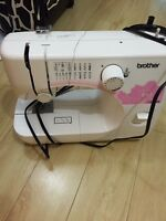 Barely used sewing machine