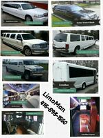 Limo Specials, Prom Limos, Wedding Limousines