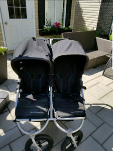 Lot de poussettes (double et simple)/Lot of stroller (double and