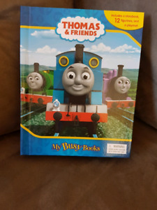 BRAND NEW Thomas Busy Book