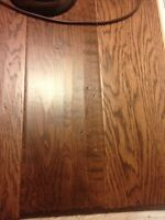 Mansfield Oak Handscraped Engineered Floor