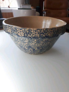 "Three 10"" Pottery Bowls by Robinson Ransbottom USA-$35 each"