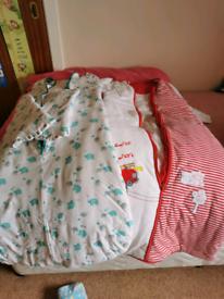 Slumber sacs /Sleeping bags