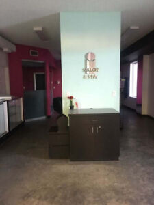 Salon & Spa space for rent
