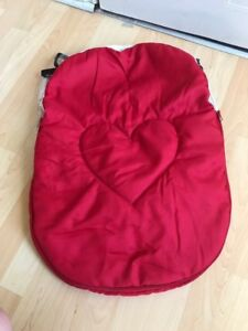 Brand New JollyJumper Carseat Cuddle Bag+Free Raincover