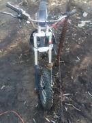Torpo dirt bike 125cc California Gully Bendigo City Preview