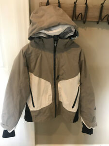 COLUMBIA JACKET WITH DETACHABLE INTERIOR PUFFER JACKET