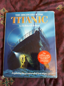 Discovery of the titanic book