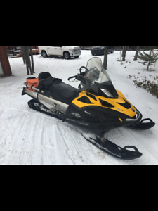 2015 Skidoo Skandic Widetrack