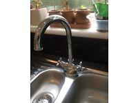 Mono kitchen tap