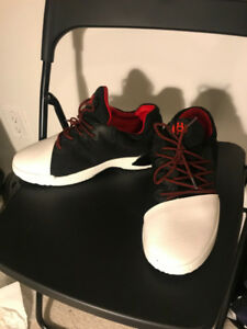 new concept 24cd2 34754 James Harden Adidas Size 10 Basketball Shoes   BRAND NEW