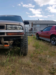 ISO Chevy s10 or s10 Blazer 4x4