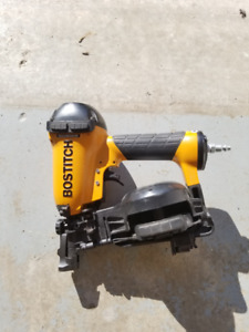 **Bostitch Magnesium Nailer for Roofing**