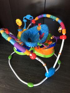 Baby Einstein Activity Jumper Play centre; in great condition