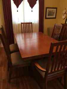 BEAUTIFUL DINING ROOM SET West Island Greater Montréal image 2