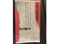 Ynot weekend ticket