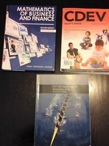 General Arts & Science textbooks