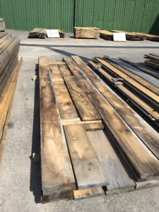 5/4x10 Red Pine PILE - LUMBER CLEAROUT
