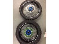 Complete Talon Wheels Kx450f 2016