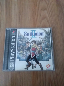 PS1 & PS2  RPG games