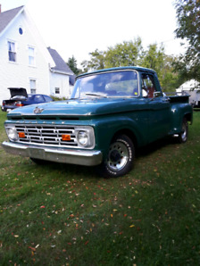 1964 Ford F100 step side - FE powered