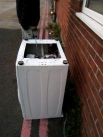 Washing machine, spairs or repair