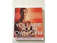 You are your own gym book