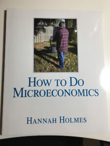 How to do Microeconomics - Hannah Holmes with My Econ Lab