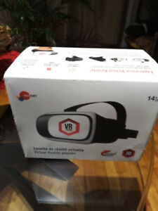Virtual Reality Headset for Iphone and Android