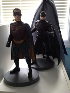 Batman and Robin 1995 Statues