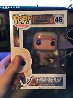 Funko Pop Legolas Greenleaf Hobbit #46 Vaulted LOTR City of Toronto Toronto (GTA) Preview