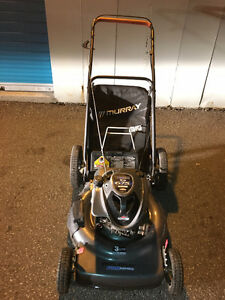 """Murray 22"""" Gas Lawnmower 6.75 HP 22"""" 3 in 1 Excellent Condition"""