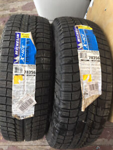 Michelin X-Ice Xi3 Tires  [215/60R16 99H]  [BRAND NEW]