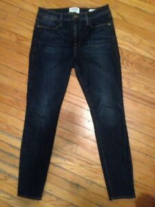 FRAME denim high waist skinny jeans - Size 28