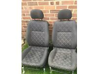 Car van seats vw beetle T25, bay, split or modify for any vehicle from Citroen renault